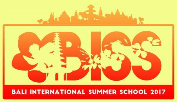 Bali International Summer School 2017