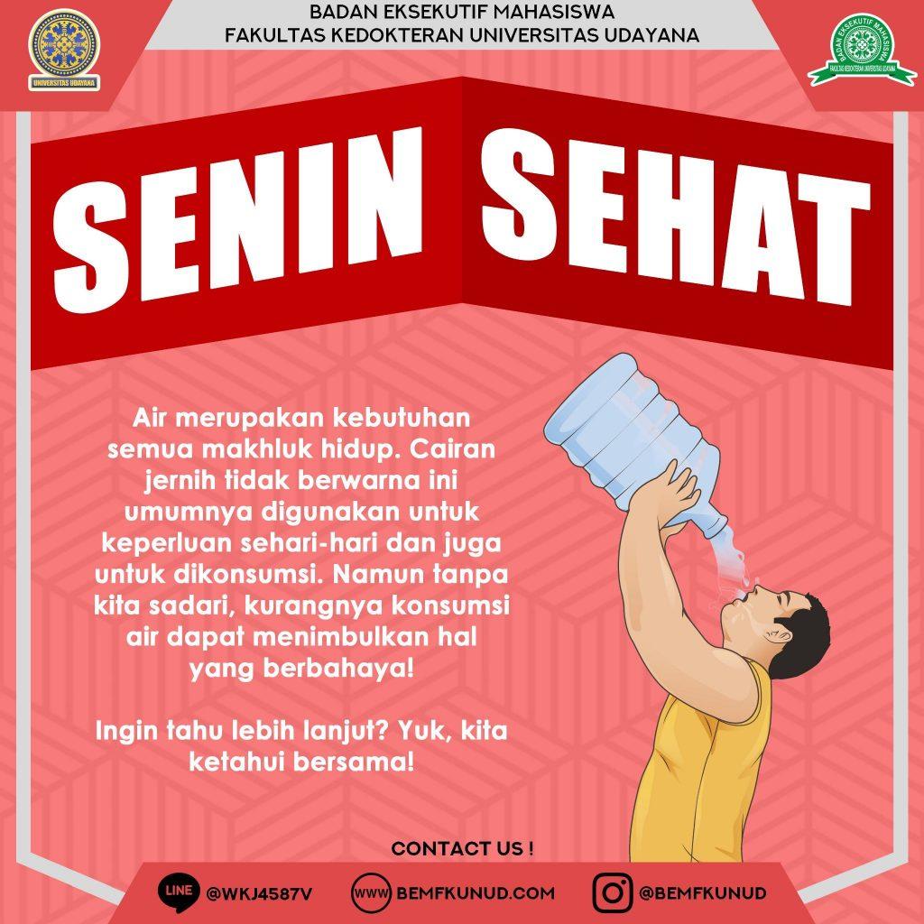 Bahaya Kurang Minum Air Putih