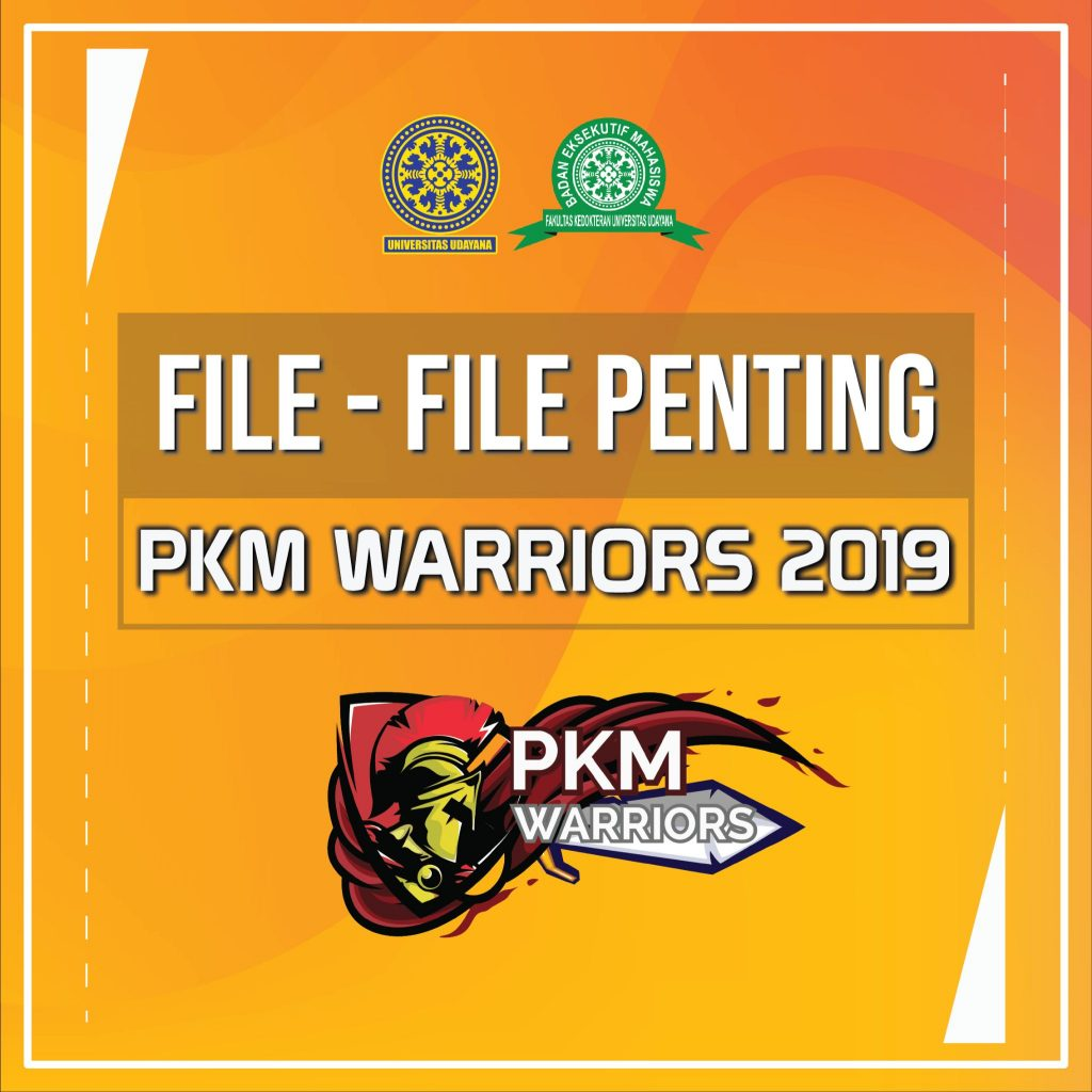 FILE PENTING PKM WARRIORS