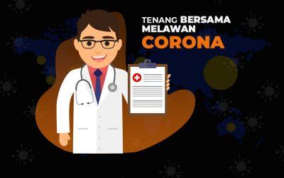 Tenang Bersama Melawan Corona