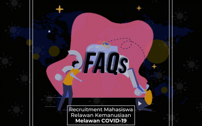 FAQs Recruitment Mahasiswa Relawan Kemanusiaan Melawan COVID-19