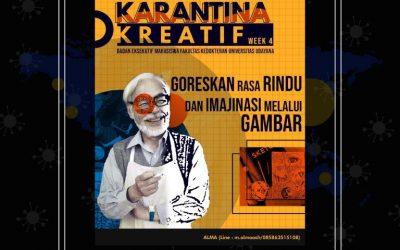 Karantina Kreatif Week 4