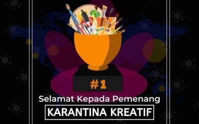 Pemenang Karantina Kreatif Week 4