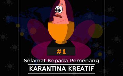 Pemenang Karantina Kreatif Week 5