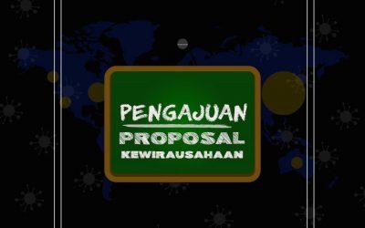 Pengajuan Proposal Kewirausahaan