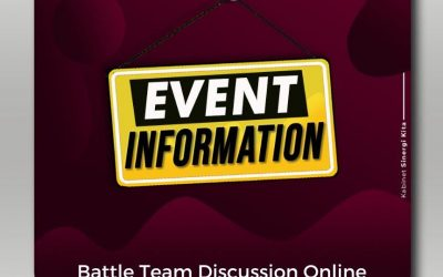 Battle Team Discussion Online