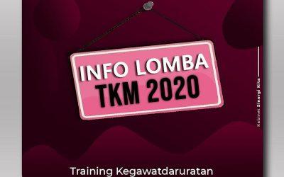 Lomba Poster Publik TKM UB