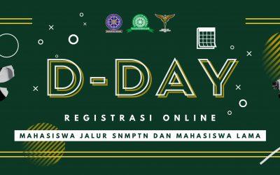 [DITUTUP] Registrasi Online SDFK 2020 SNMPTN & MALA