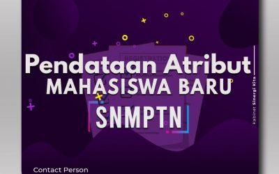 Pendataan Atribut Mahasiswa Baru SNMPTN