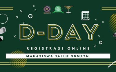 Registrasi Online SDFK 2020 MABA SBMPTN