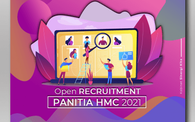 Open Recruitment Panitia HMC 2021