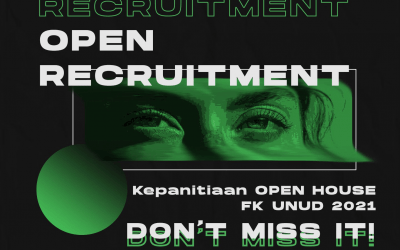 Open Recruitment Panitia Open House FK Unud 2021