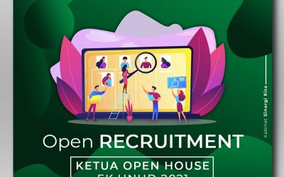 Open Recruitment Ketua Open House FK Unud 2021