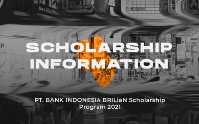 PT. BANK INDONESIA (PERSERO) BRILiaN Scholarship Program 2021