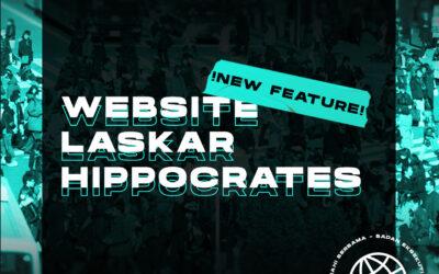 Tutorial Fitur Terbaru Web Laskar Hippocrates
