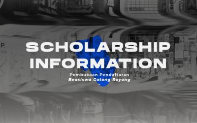 Pembukaan Pendaftaran Beasiswa Gotong Royong