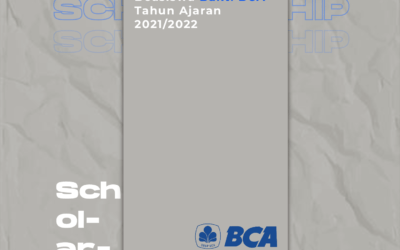 Beasiswa Bakti BCA Tahun Ajaran 2021/2022