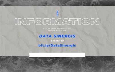 Data Sinergis