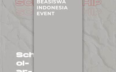 Beasiswa Indonesia Event 2021
