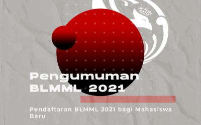 Pendaftaran BLMML 2021 Bagi Maba